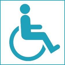 Le Cinéma le foyer, Accès Handicapé